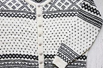Seraphina Sweater og Kjole Dansk | Baby knitting patterns